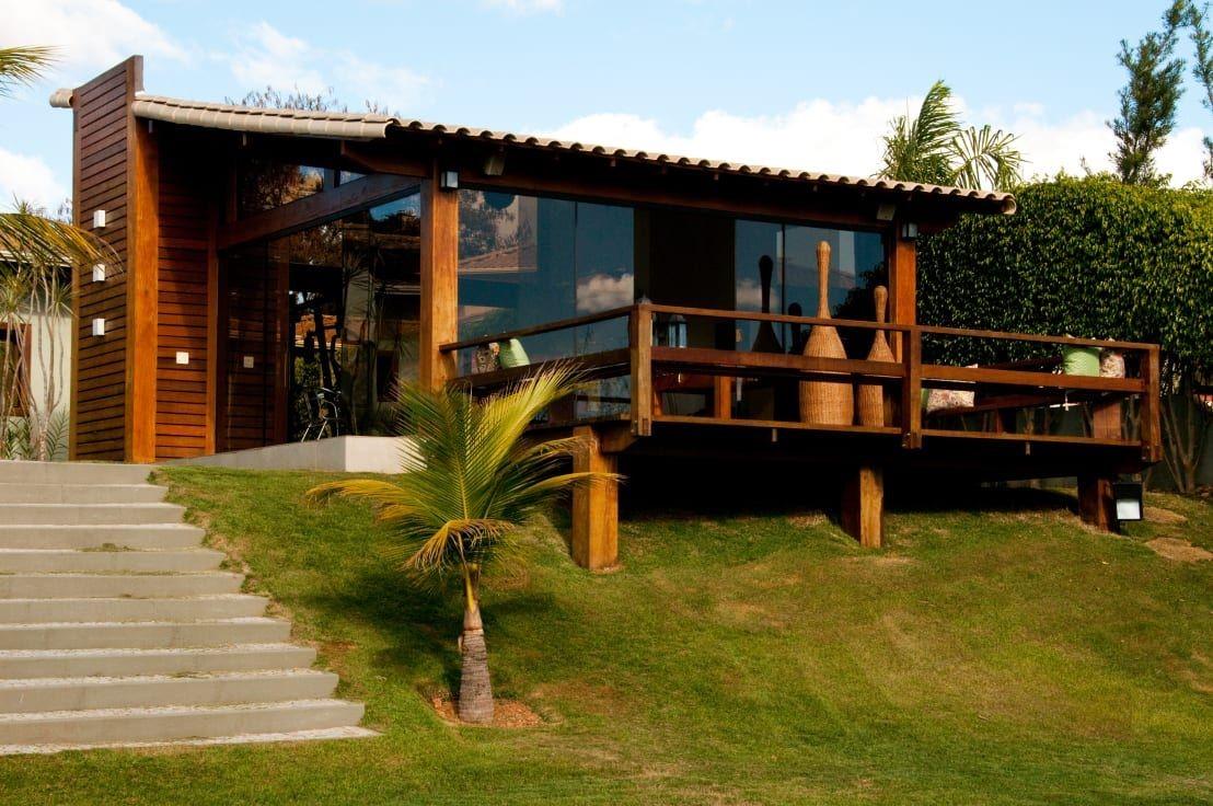 Qual o seu tipo ideal de casa a batalha entre casa for Casa moderna y rustica