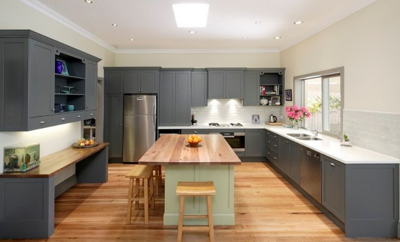 Iluminação da cozinha