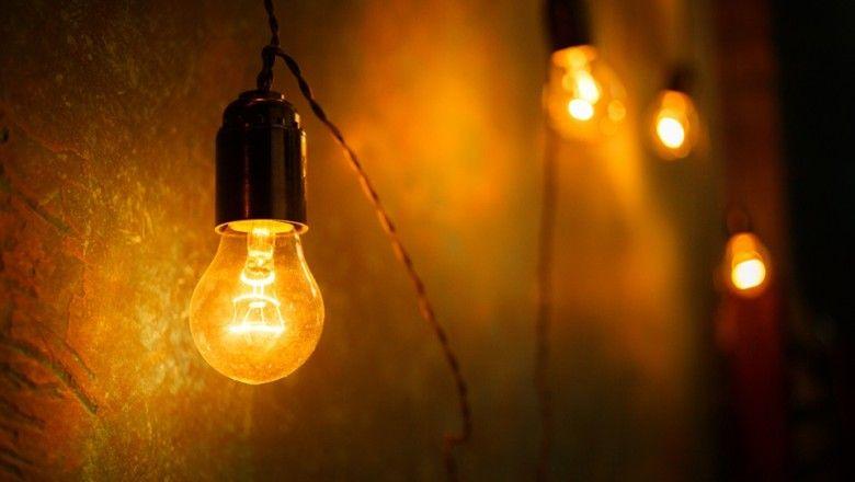 Calor das lâmpadas na iluminação