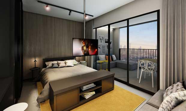 Como será o seu apartamento do futuro?