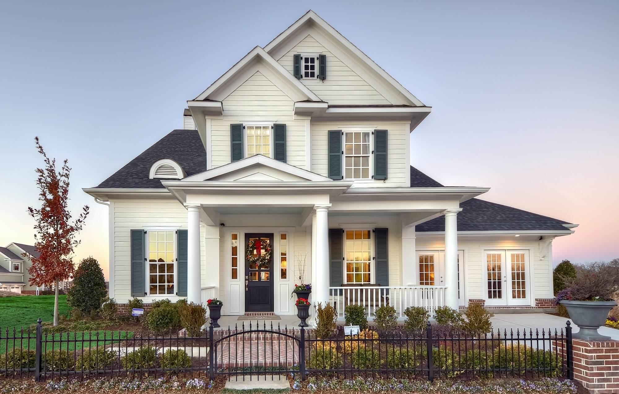 Curiosidade e Inspiração: Como são as casas americanas?