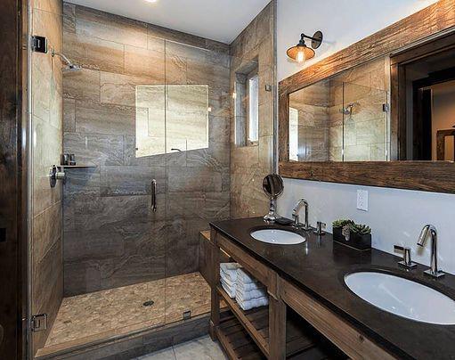 Uso de Madeira no Banheiro