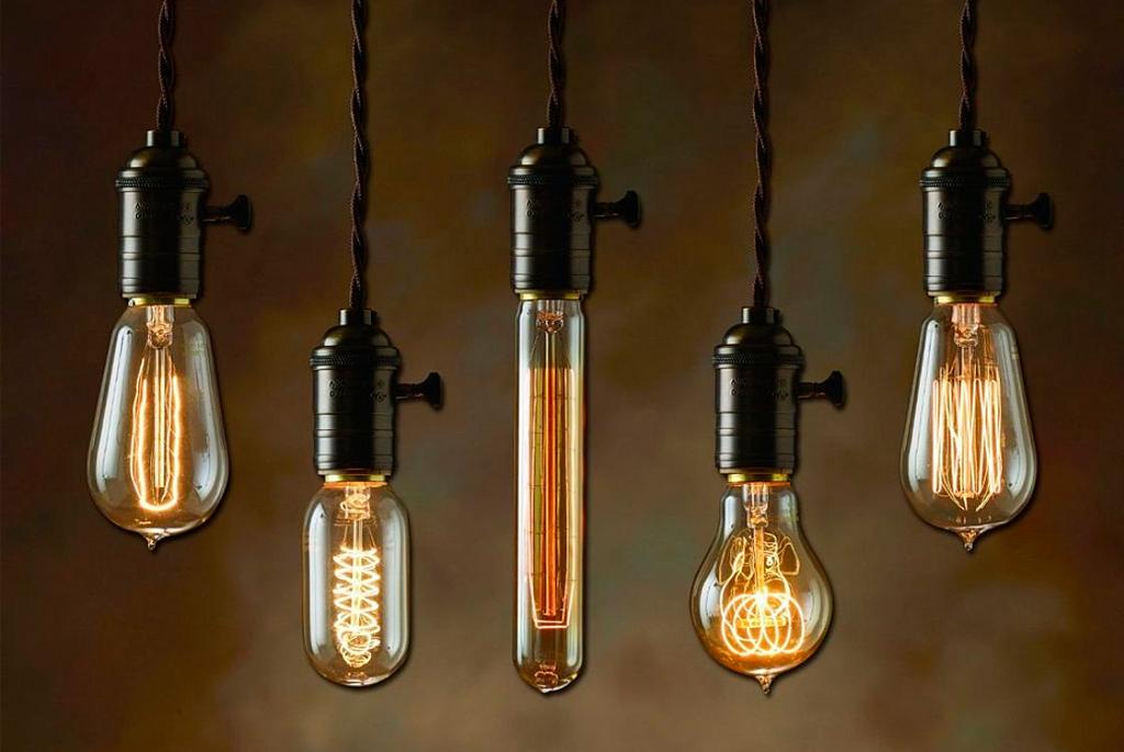 Quais são os tipos mais comuns de lâmpadas para sua residência?