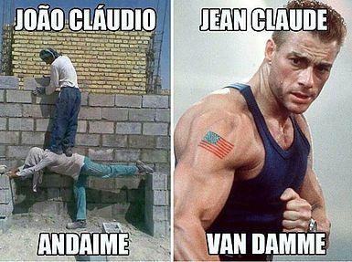 João Claudio Andaime - A força é a mesma!