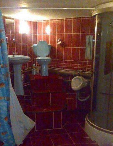 Banheiro de rei