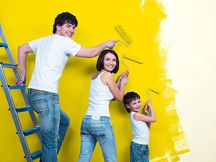 Pintura: Tintas e Acabamentos