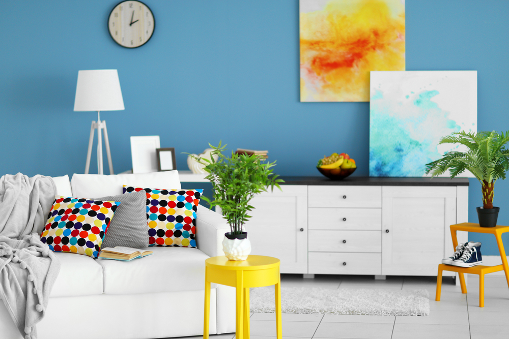 Como escolher a cor certa para a parede? Entenda a Psicologia das Cores