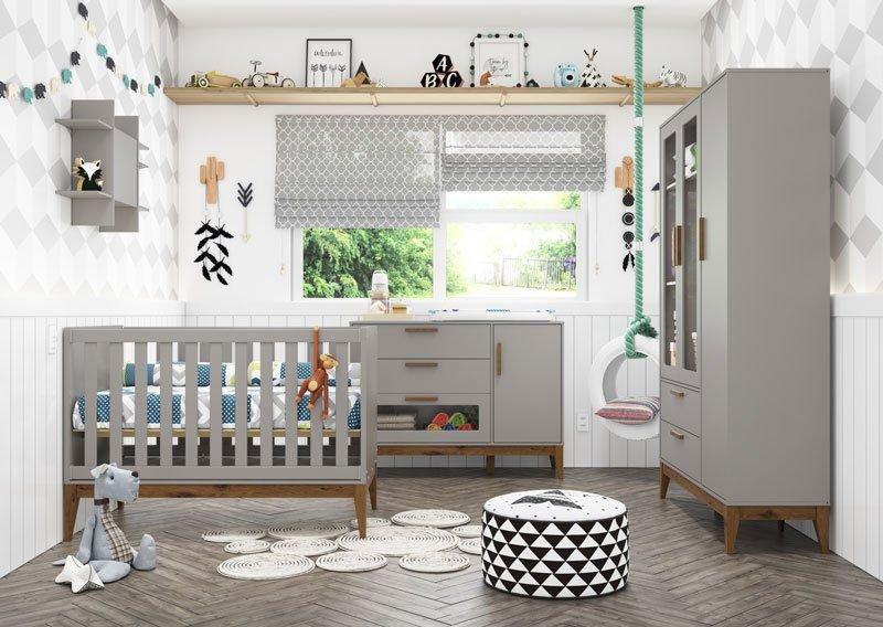 O quarto do seu bebê mais lindo do que nunca: Bora se inspirar?