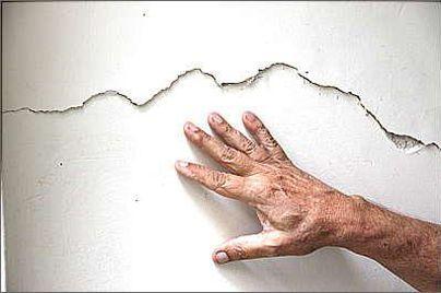 Trincas, Fissuras e Rachaduras: Identificação e Causas